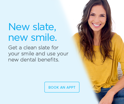 Cottonwood Modern Dentistry and Orthodontics - New Year, New Dental Benefits