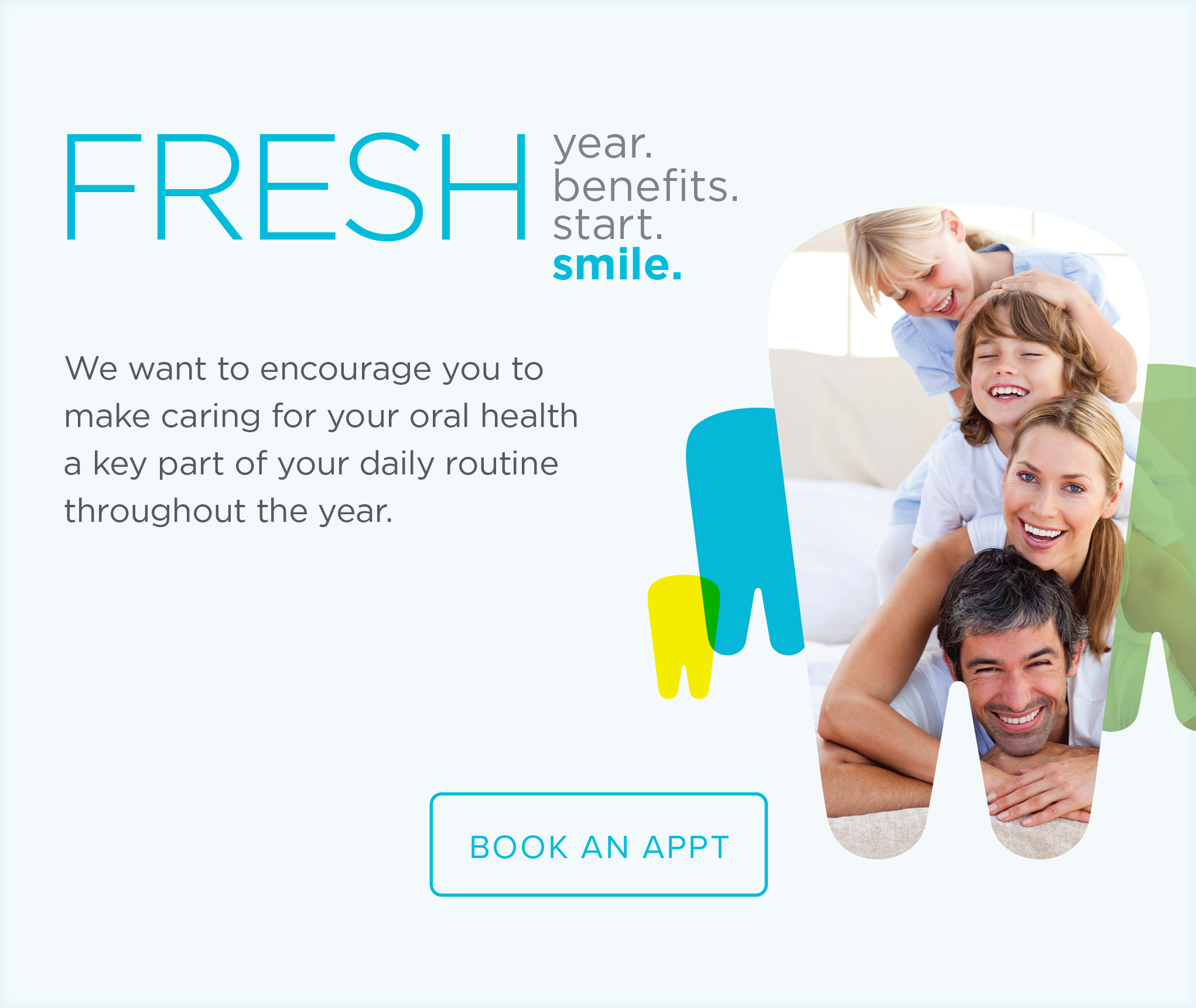 Cottonwood Modern Dentistry - Make the Most of Your Benefits